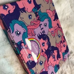 My little pony colourpop palette